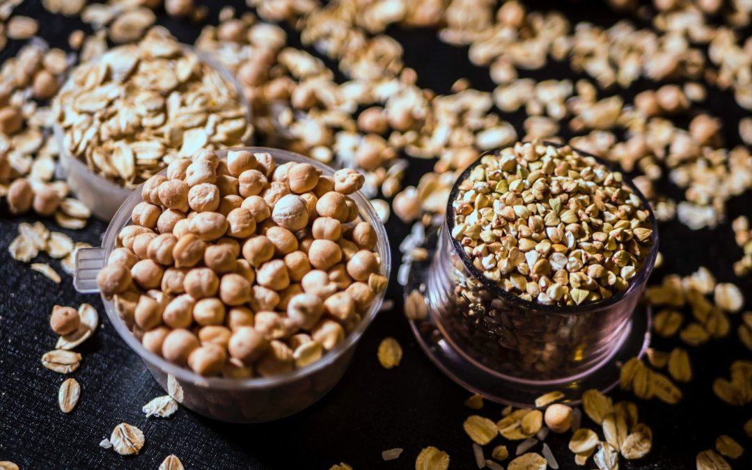 Waarom ongezouten noten